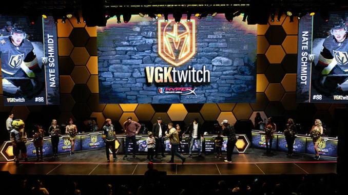 HyperX Esports Arena hosts VGK Twitch event – VIDEO - Highway Radio