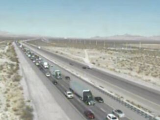 Expect traffic delays on I-15 heading to California